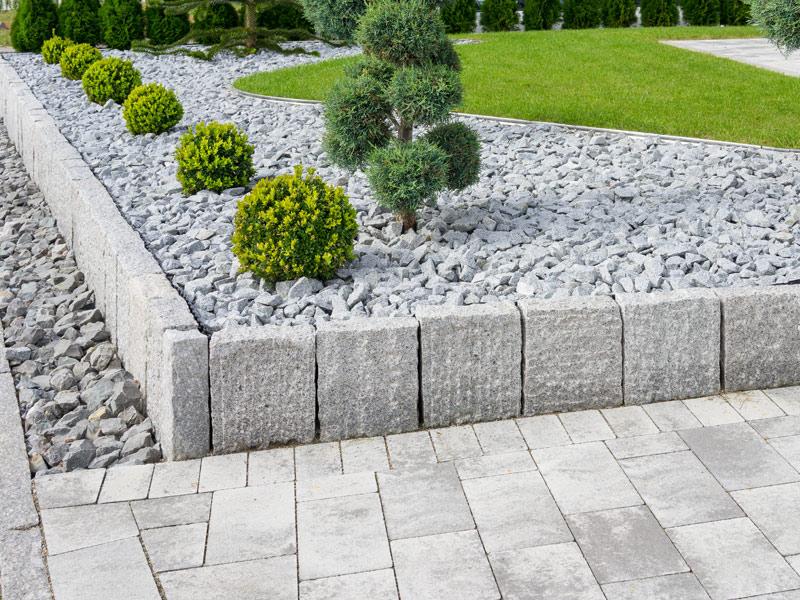 oster gärten Landschaftsgärtner kleve Niederrhein naturstein